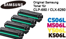 Original Samsung Supplies 506L