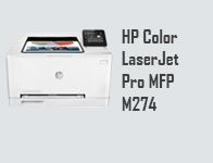 HP Color LaserJet Pro MFP M274