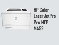 HP Color LaserJet Pro MFP M452