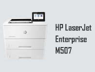 HP LaserJet Enterprise M507