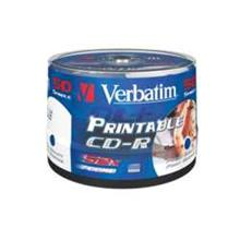 Verbatim CD-R 80min 700MB 52x IW SP(50) generic, 50er-Spindel