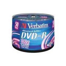 Verbatim DVD-R 4,7GB 16x SP(50), PAK[50]