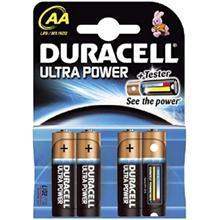 DURACELL Batterie Ultra Power Mignon-AA 1,5V 4St, 4er Pack