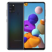 "Samsung Galaxy A21s 16.6CM 6.5"" 32GB Black, 24 Monate Bring-In Garantie"