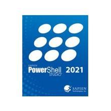 Sapien Technologies PowerShell Studio 2021 Subscription Liz, 1Y EN WIN LIZ+MNT