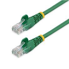 StarTech.com 2m Cat5e UTP Netzwerkkabel - Grün