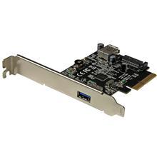 StarTech.com 2 Port USB 3.1 PCIe Karte - Ext./ Int.