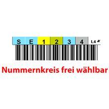 SoftExpress Barcode-Label LTO-4 Ultrium, (einzeln)