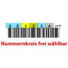 SoftExpress Barcode-Label LTO-6 Ultrium, (einzeln)