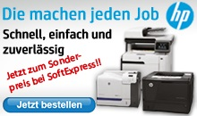 HP Laserjet mit Care Pack