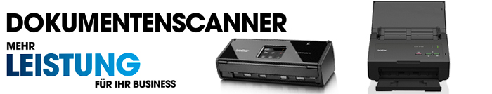 Scanner von Brother